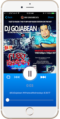 DJGOJABEAN iPhone App