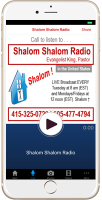 LIVE Talk Radio Blog iPhone App