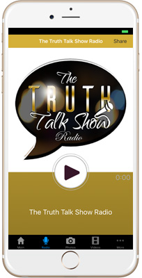 Truth Talk Show Network Radio iPhone App