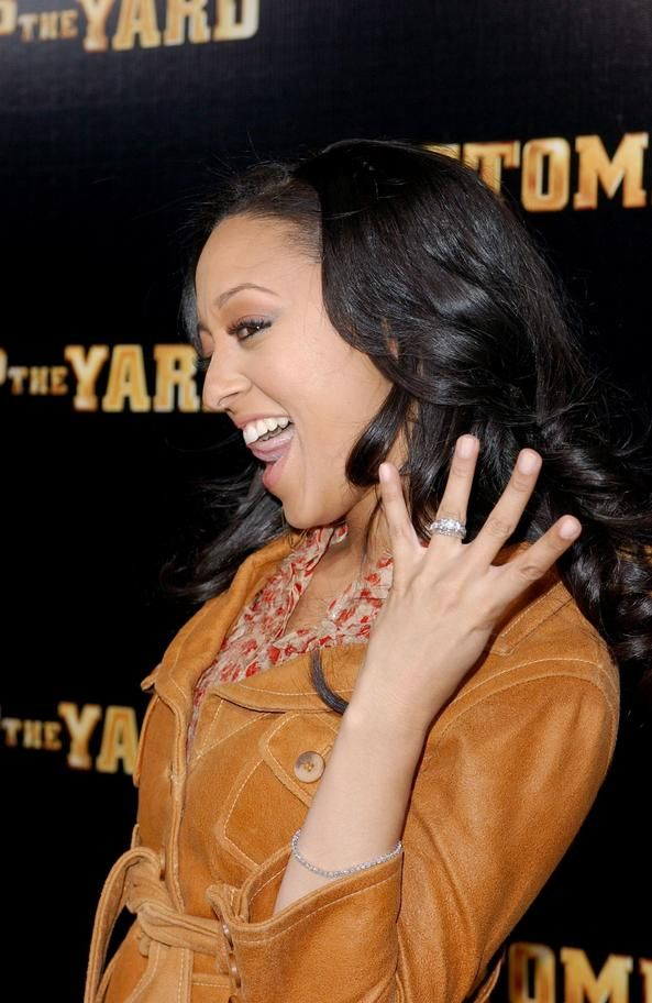 tia mowry pregnant pictures 2011. Tia Mowry has more to