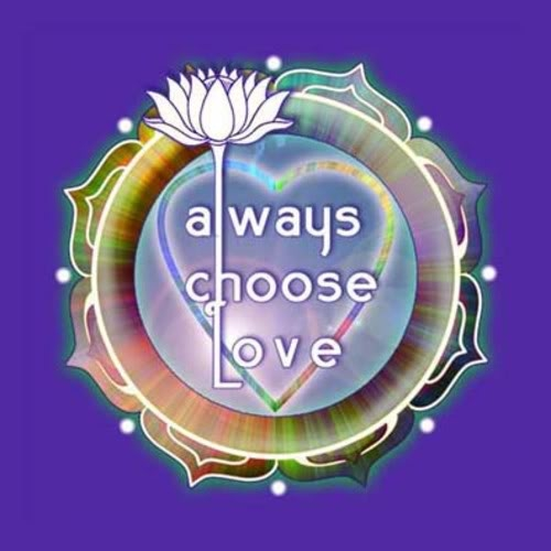 Choose Love...