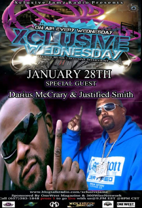 XCLUSIVE WEDNESDAY WITH BREEZIE F BABY AND DJ DISSPARE