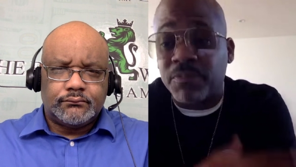 Damon Dash Speaks On His Cousin Stacey Dash 'Cooning' For Cash On Fox News (Video)