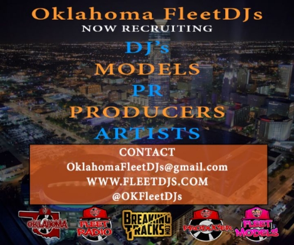 Oklahoma Fleet DJs - Recruiting