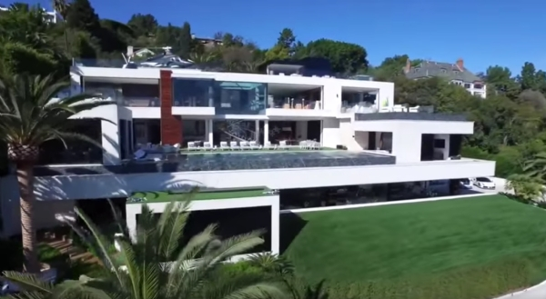 This 250 million dollar house is the most expensive in for Most expensive house in la