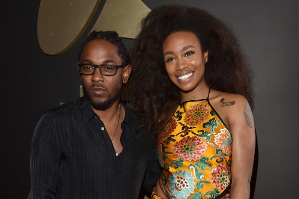 "LISTEN: Kendrick Lamar and SZA - ""All The Stars' (from 'The Black Panther' soundtrack)"