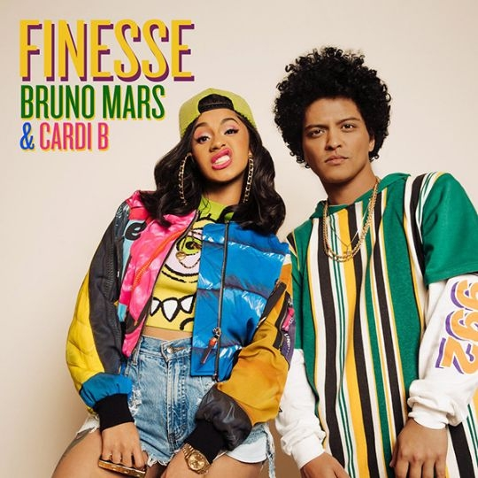 "WATCH: Bruno Mars feat. Cardi B - ""Finesse"" (Remix)"