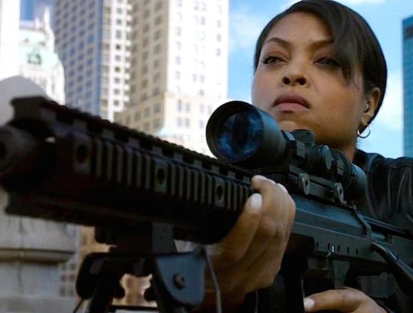 WATCH: Taraji P. Henson Needs a Stunt Double to Eat Spicy Wings