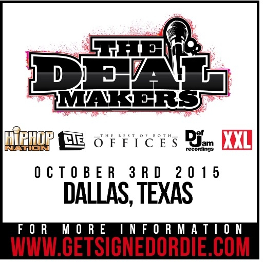 The Deal Makers-Dallas,TX-October 3, 2015