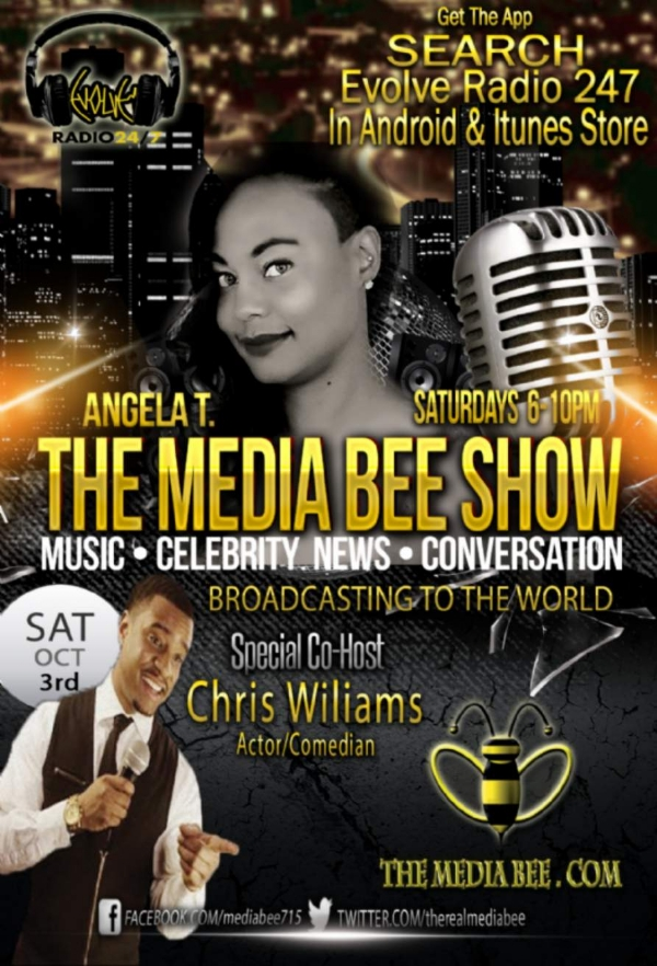 Tune Into The Media Bee Show!