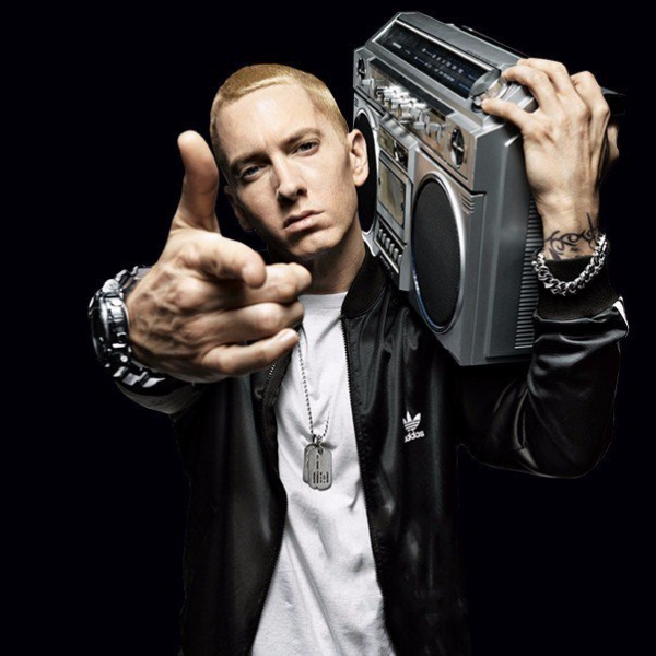 Happy Born Day Eminem