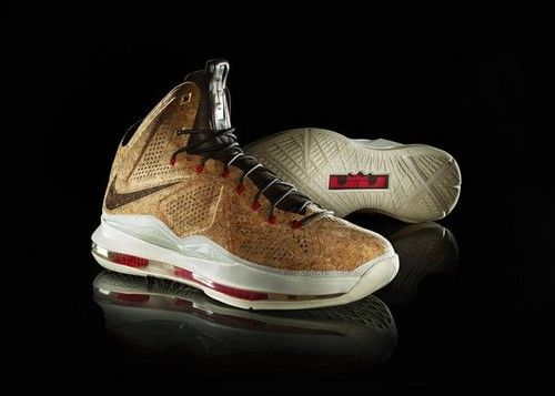 Foot Fetish: Nike Lebron X Corks
