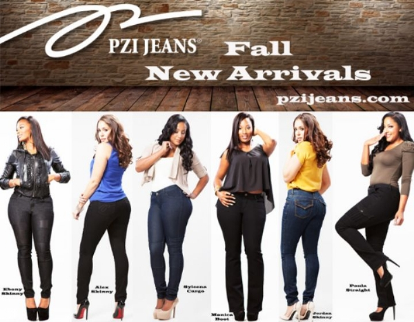 PZI JEANS FALL NEW ARRIVALS-SHOP NOW!!