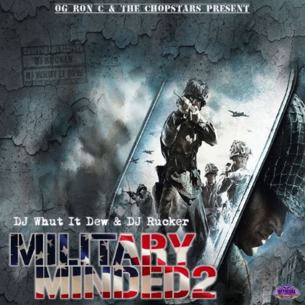 [New] Military Minded 2... Happy Veterans Day From The Chopstars