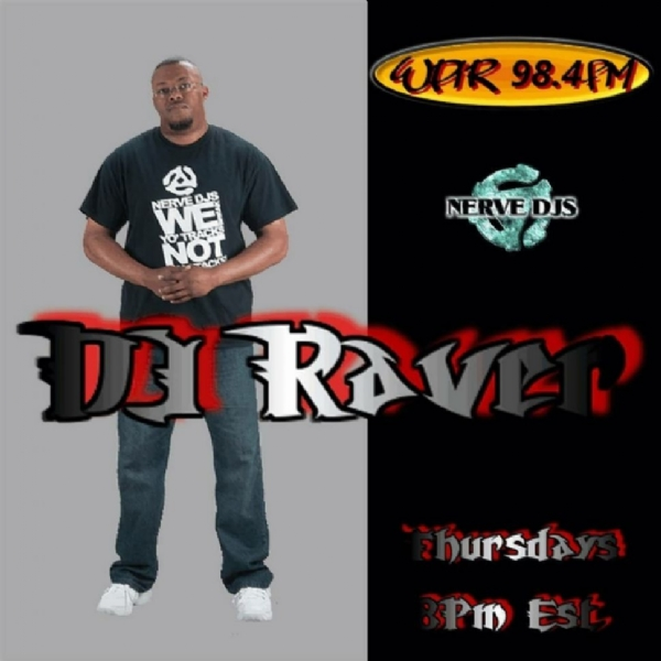 """The Pop Off Party Mix with DJ Raver"" on WPIR 98.4FM"