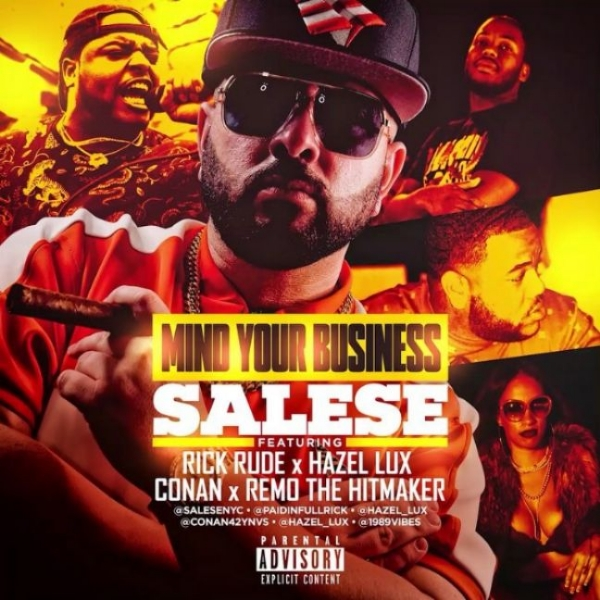 YOU AINT - SALESE Feat. PRETTY LOU | @salesenyc