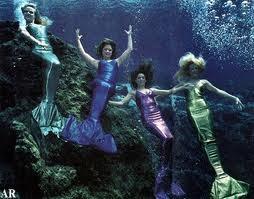 Weeki Wachee Mermaids to make a splash at Sea Life Orlando ... |Meet Weeki Wachee Mermaids