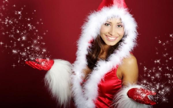 Is Santa Claus Really A Woman?