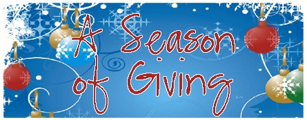 Season of Giving...