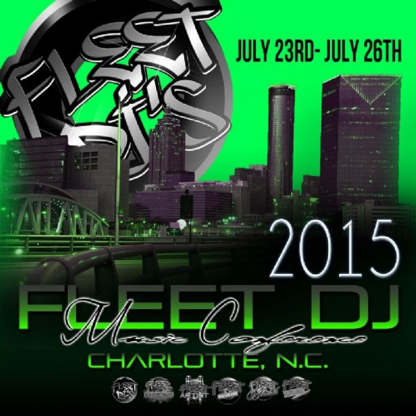 Fleet DJ Music Conference July 23th to 26th