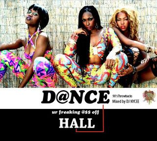RAS FM Presents - Dance ur Freaking @$$ of - Mixed by DJ NYCEE