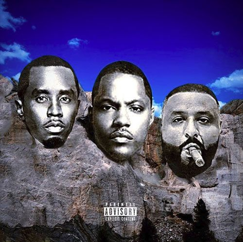 Mase Ft Diddy & DJ Khaled - Rap Rushmore
