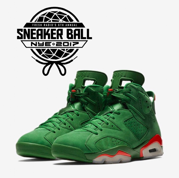 Our 6th Annual #SneakerballNYE Is Tomorrow