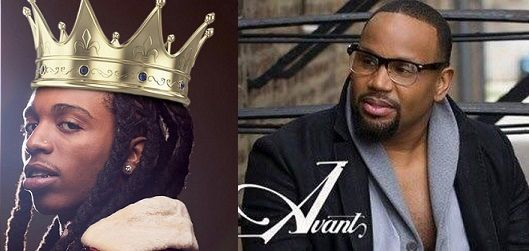 Blacktopia Admin says singer AVANT is the KING OF R&B and EXPLAINS WHY.  GIVE YOUR THOUGHTS