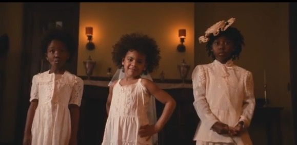Beyonce drops a hot new video with Blue Ivy making an appearance