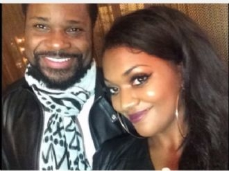 #TBT Interviewing Malcolm-Jamal Warner