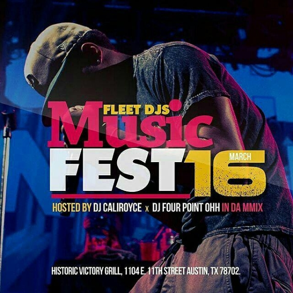 FLEET DJS MUSIC FEST Experience the BIGGEST CONCERT during SXSW and spring break