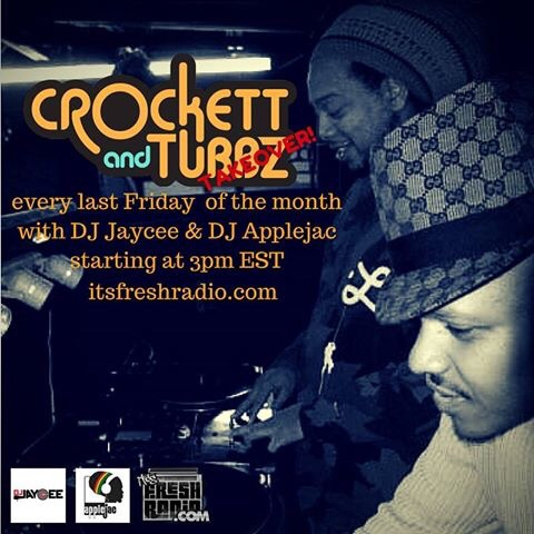 TGIF It's Also The Last Friday: Crockett & Tubbz Takeover