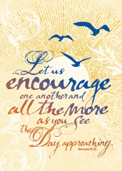 Encouragement is U...