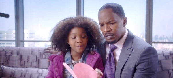 Jamie Foxx Stars in 'Annie' Remake (Trailer)