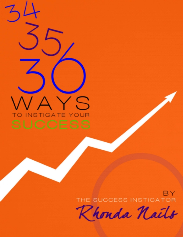 36 Ways to Instigate your Success eBook