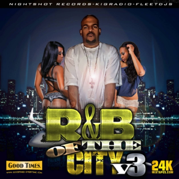 RnB Of The City Vol 3