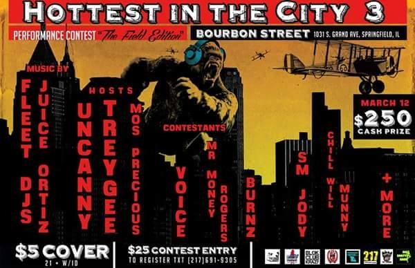 The Winners of Hottest In The City..3- $$$ Contest