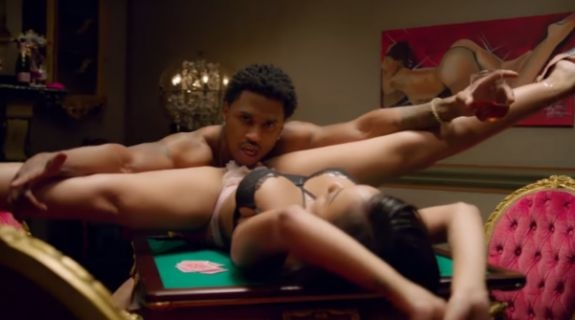 "Have You Seen TREY SONGZ' New Salacious Video, ""Animal""?"