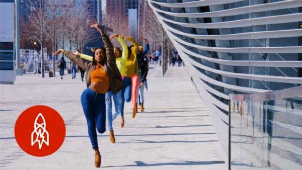 Hiplet: Now Hip-Hop Is En Pointe (Video)