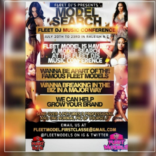 FLEET MODELS AND PHOTOGRAPHER MODEL SEARCH 2017