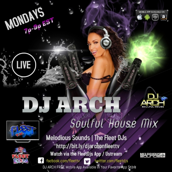DJ ARCH Soulful House Mastermix (Mix#164)