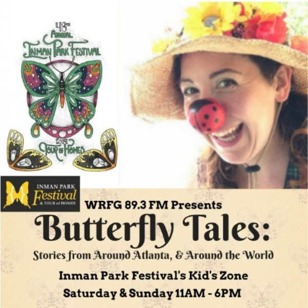 WRFG Presents Butterfly Tales