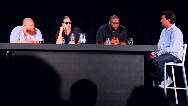 Action Bronson, Harry Fraud, and Killer Mike Speak On the 'Current State of Rap Music' (Video)