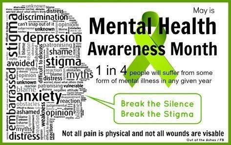 5-12-15: Mental Health Awareness - Breaking the Stigma