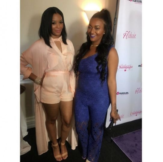Interview with Vanessa Simmons & More - BET Weekend