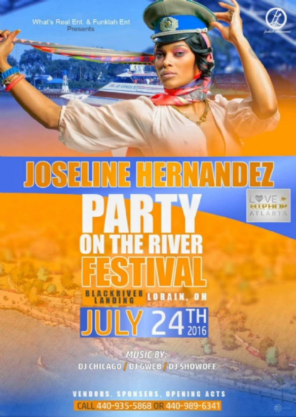 NerveDJs Party on The River Soundstage
