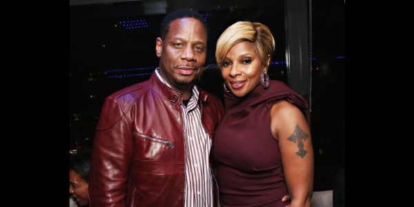 Mary J. Blige's Ex Reacts to Her BET Awards Performance