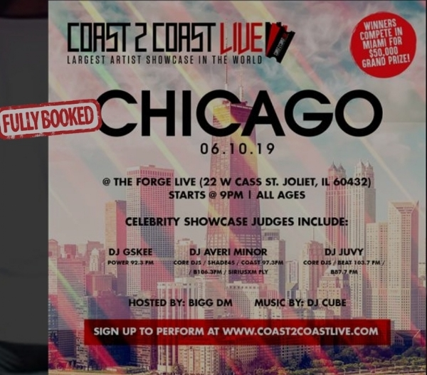 Coast 2 Coast Live Showcase