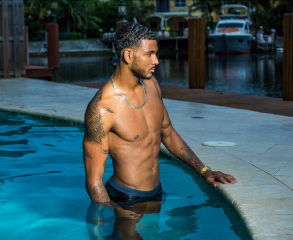 Trey Songz Steals Kiss From Mila J, Spark Dating Rumors! (Photos