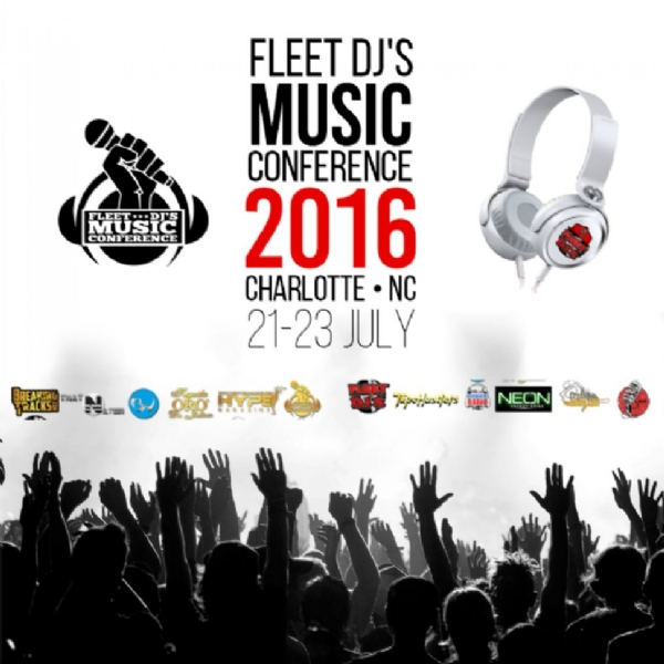 ARE U COMING TO THE FLEET DJ MUSIC CONFERENCE THIS WEEK IN CHARLOTTE  N.C JULY 21ST TO 24TH ????